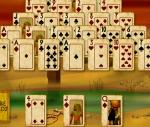 Obrázek hry Pyramid Solitaire Mummy's Curse